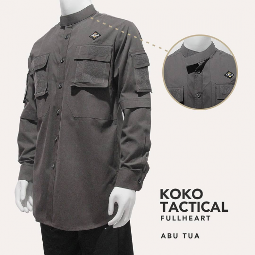 KOKO TACTICAL ABU TUA