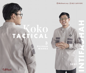 KOKO TACTICAL KREM - XXL
